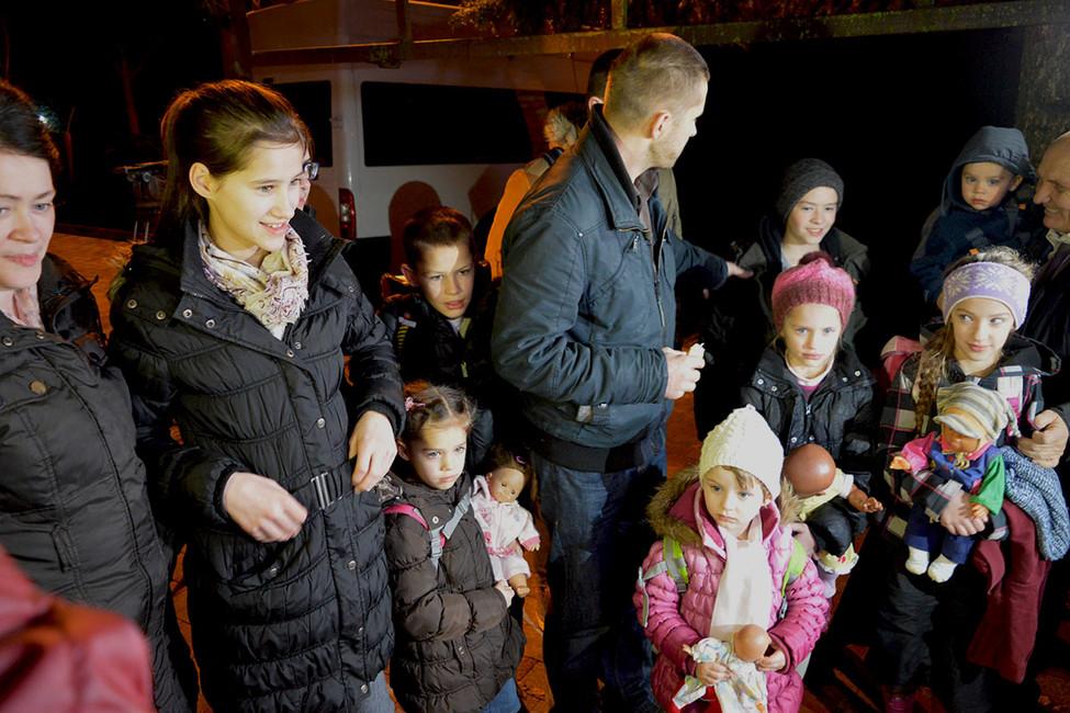 Хлеб, соль ихор бабушек. Как вСтаврополе приняли семью «секс-беженцев» изГермании