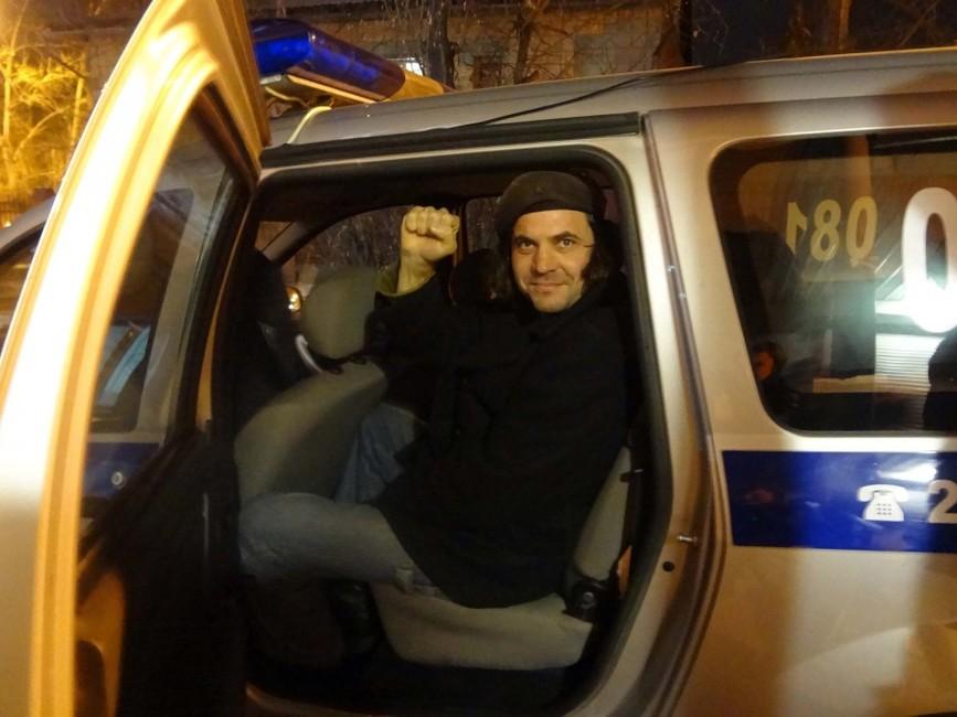 Как осудили «ЧеГевару». Репортаж ссуда над иркутским бизнесменом, предоставившим площадку Навальному
