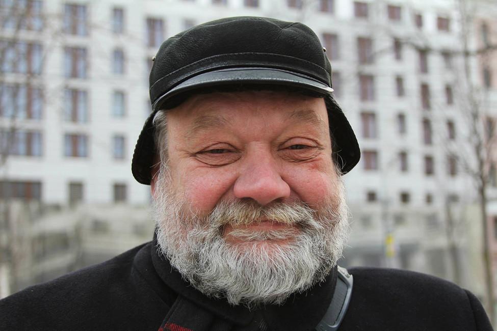 Илья Константинов. Фото: Андрей Зубец/ Facebook