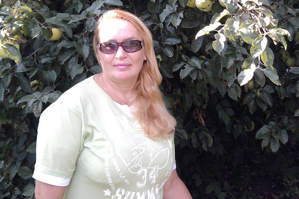Валентина Николаева. Фото изличного архива
