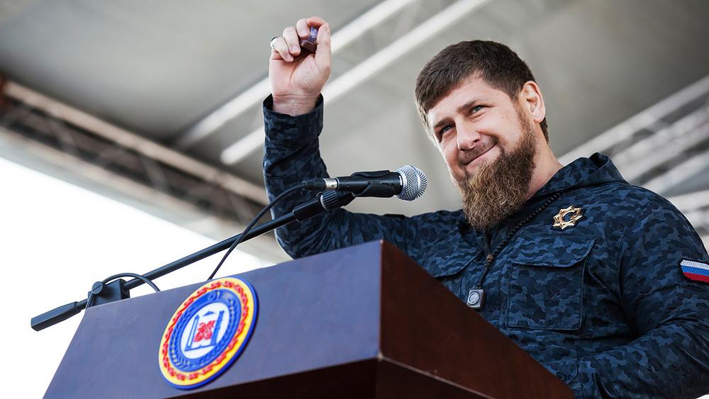 Кадыров назвал Чечню «единственным регионом мира», где побежден терроризм