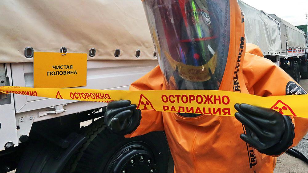 Пути изотопа. Над какими городами России прошло радиоактивное облако