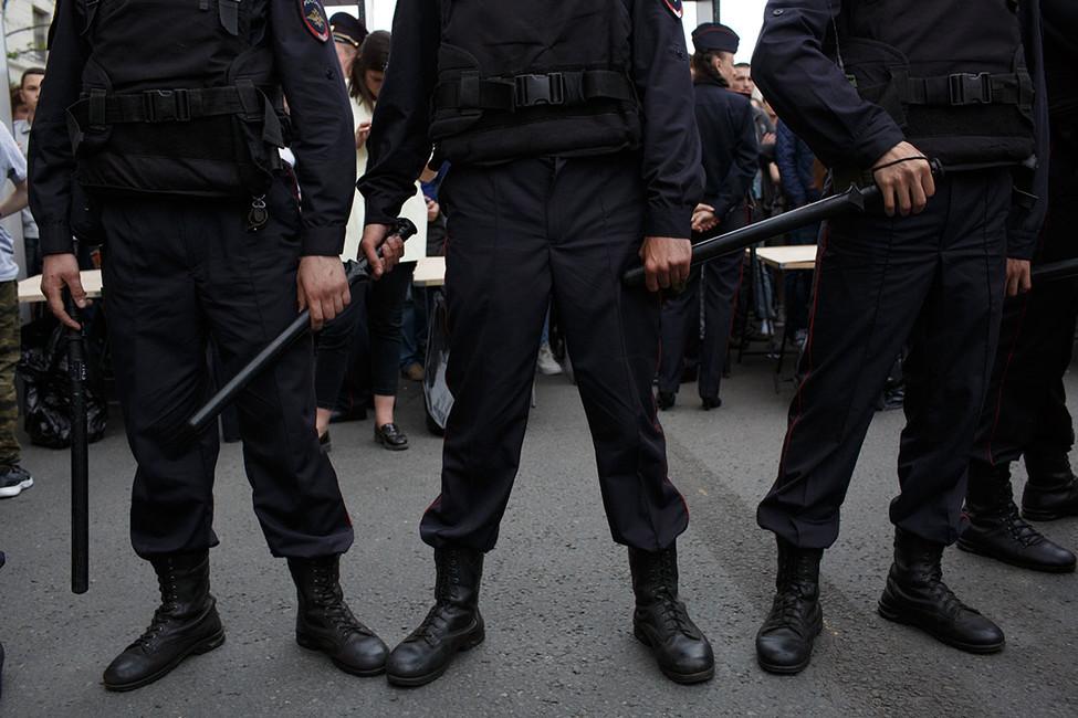 Суд смягчил режим домашнего ареста фигуранту «дела 12июня» Галяшкину