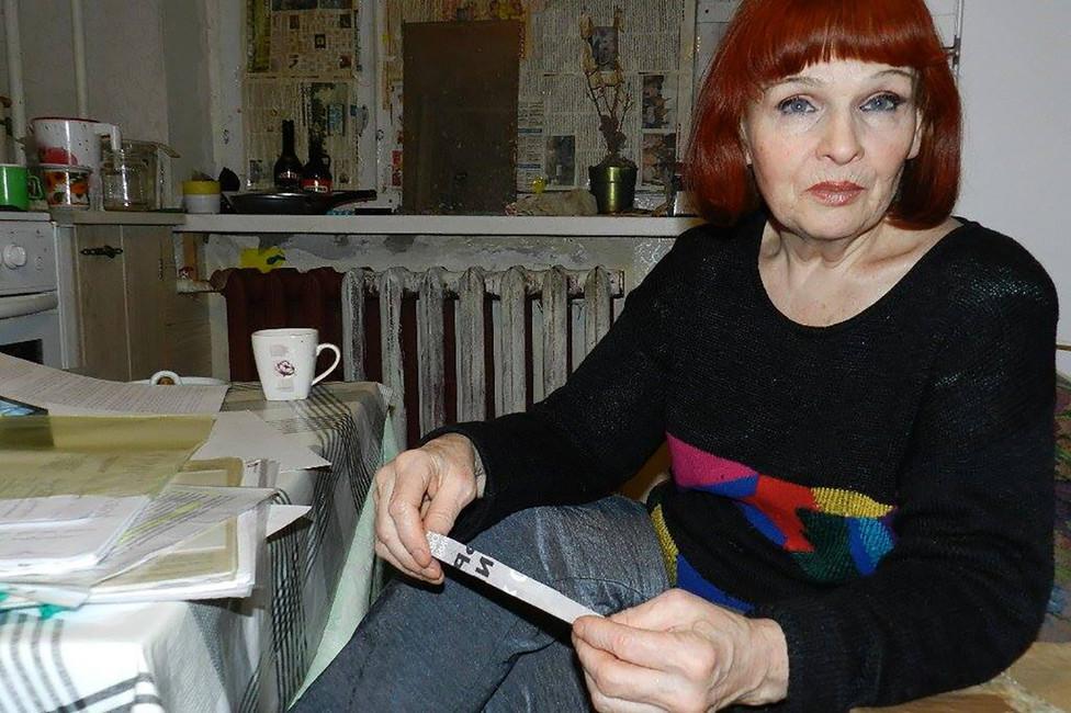 Лидия Ермоленко. Фото: 7×7-journal.ru