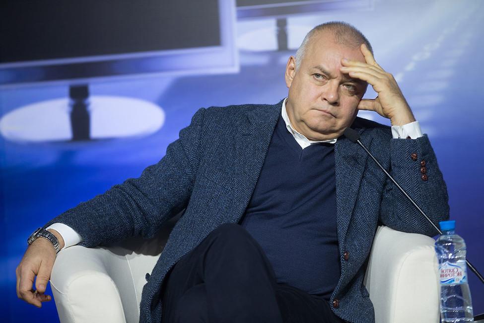 Ярость иобожание сДмитрием Киселевым