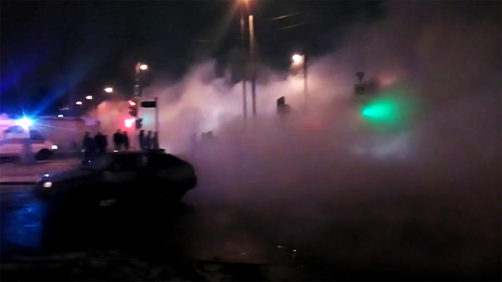 Жители востока Москвы остались без тепла из-за аварии наТЭЦ