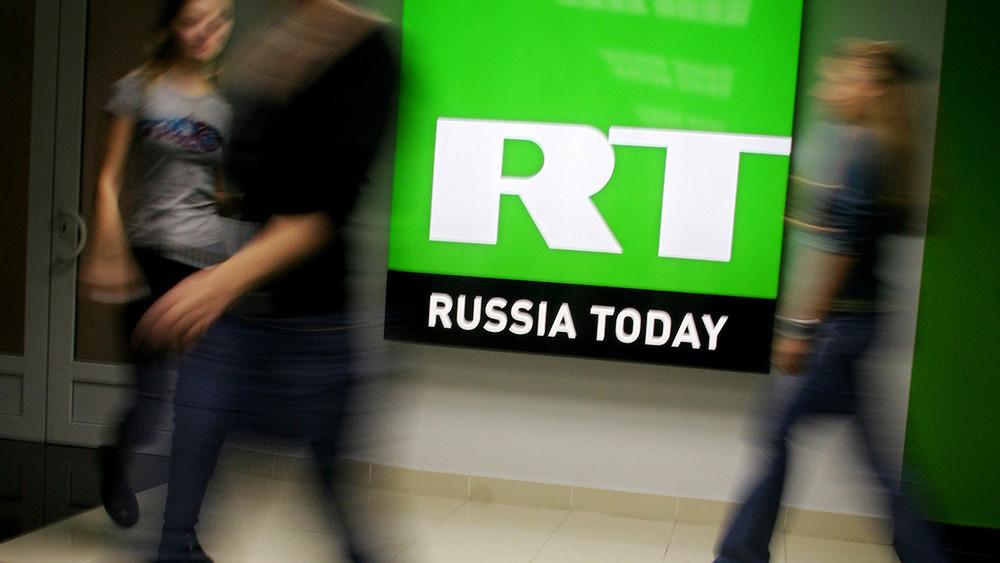 Конгресс США аннулировал аккредитацию корреспондентовRT