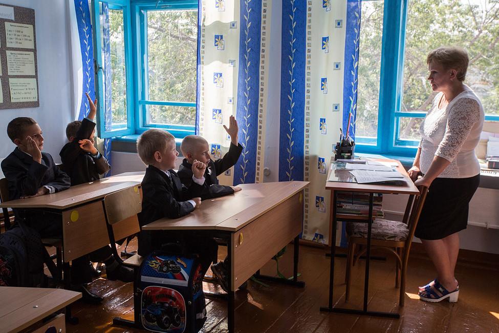 Собянин: средняя зарплата учителей вМоскве составляет 82тысячи рублей