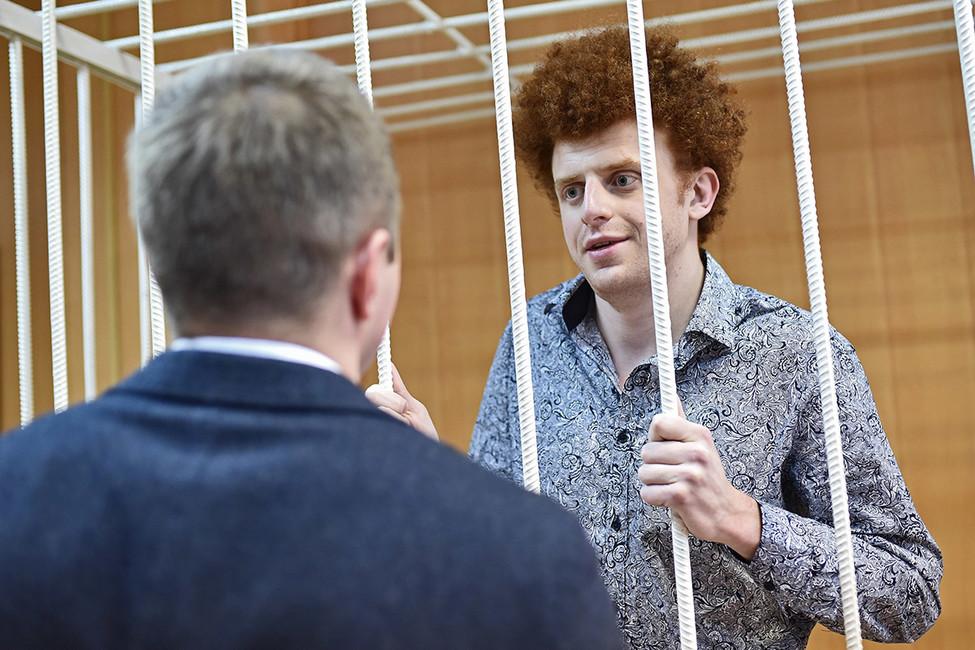 Первый осужденный по«делу 26марта» Юрий Кулий вышел насвободу