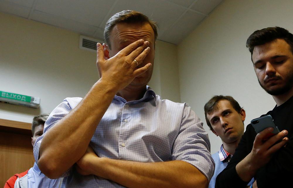 Завуч школы вЯрославле угрожала ученику судьбой экс-мэра Урлашова заподдержку Навального