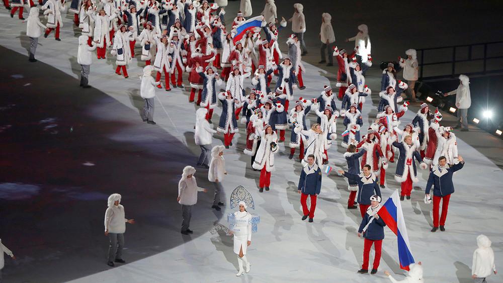 Путин: Российские спортсмены смогут поехать наОлимпийские игры внейтральном статусе