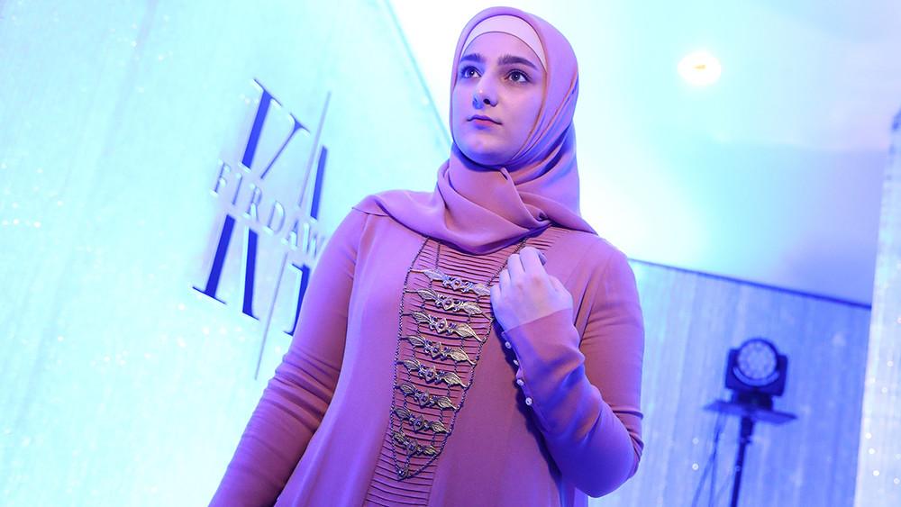 Дочь Рамзана Кадырова открыла магазин откровенного женского белья вЧечне