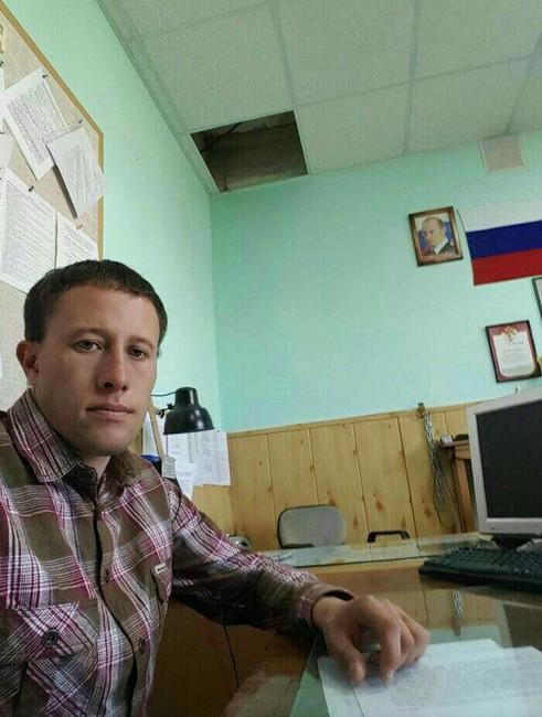 Михаил Чижевский. Фото изличного архива