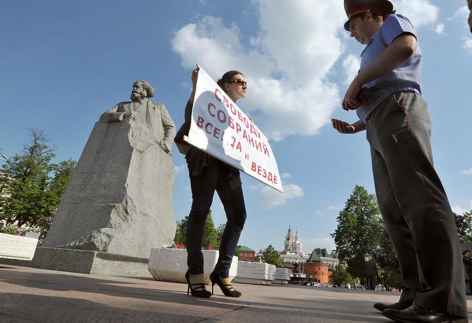 9протестов выходных: засвободу митингов ипротив коррупции
