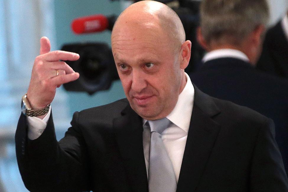 Евгений Пригожин. Фото: Михаил Метцель/ ТАСС