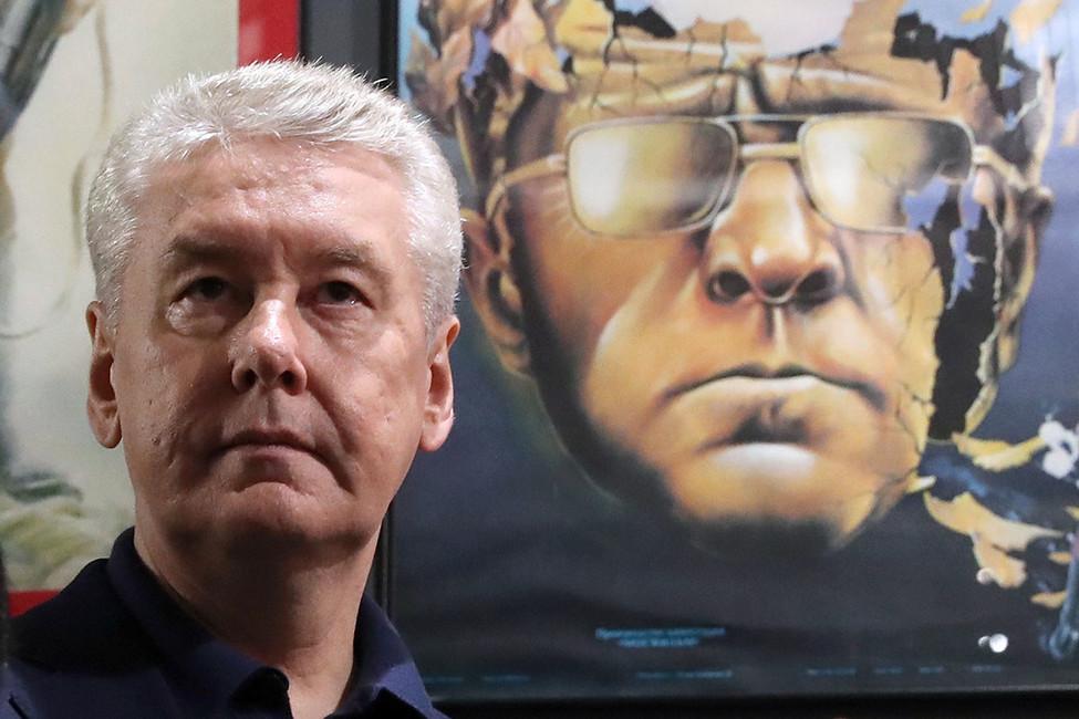 Сергей Собянин. Фото: Вячеслав Прокофьев/ ТАСС