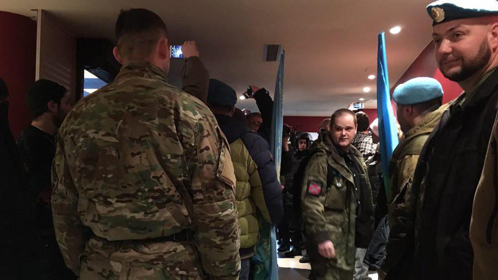 На«Артдокфесте» сторонники ЛНР иДНР сорвали показ фильма «Полет пули»