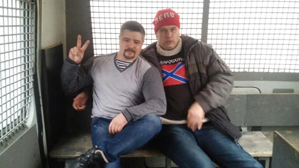 Активисты движения SERB взяли насебя ответственность засрыв фильма про Донбасс на«Артдокфесте»