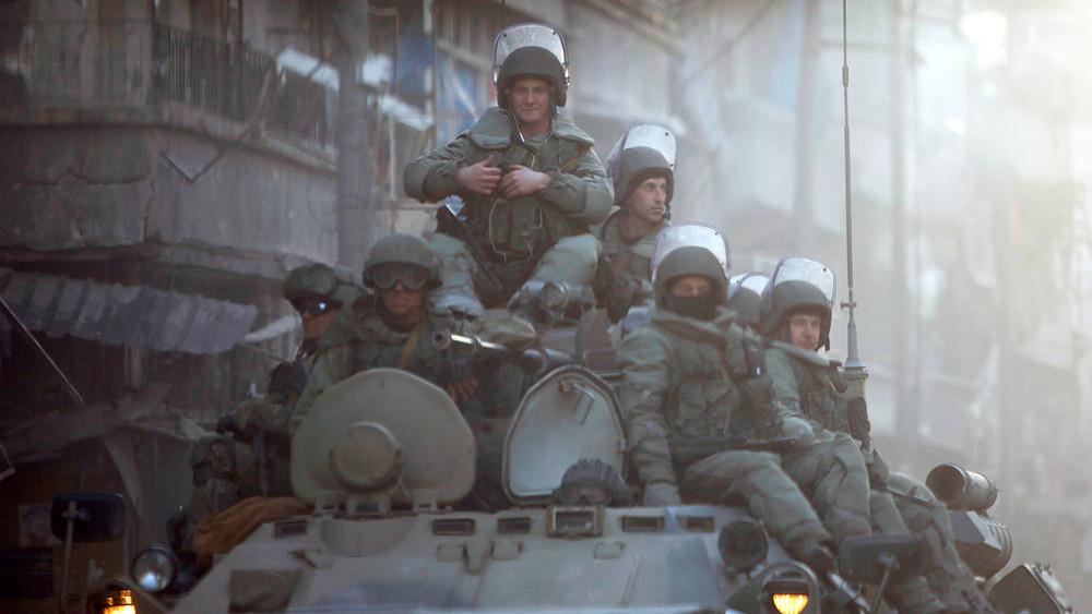 Путин приказал начать вывод войск изСирии