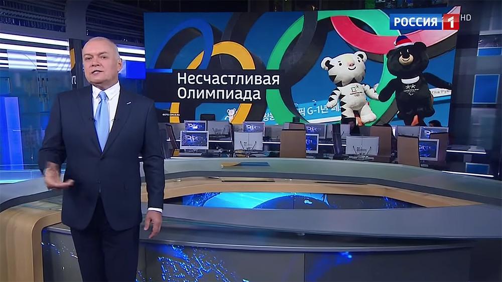Снижение уровня радиации. Антон Орех— оновом выпуске «Вестей недели» сДмитрием Киселевым