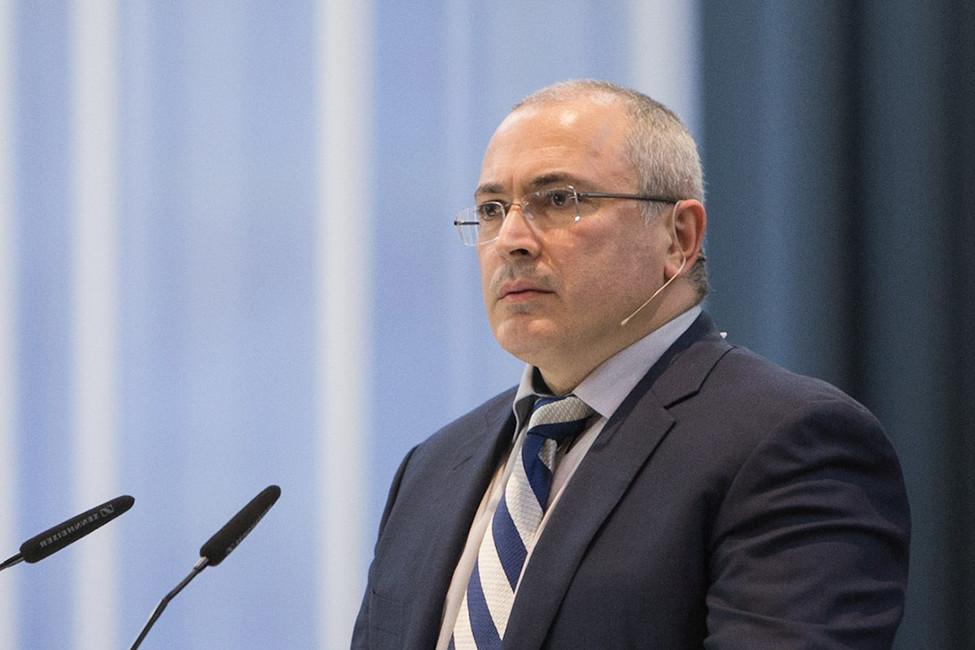 Михаил Ходорковский: «Это наступление направо каждого извас насвободу информации»