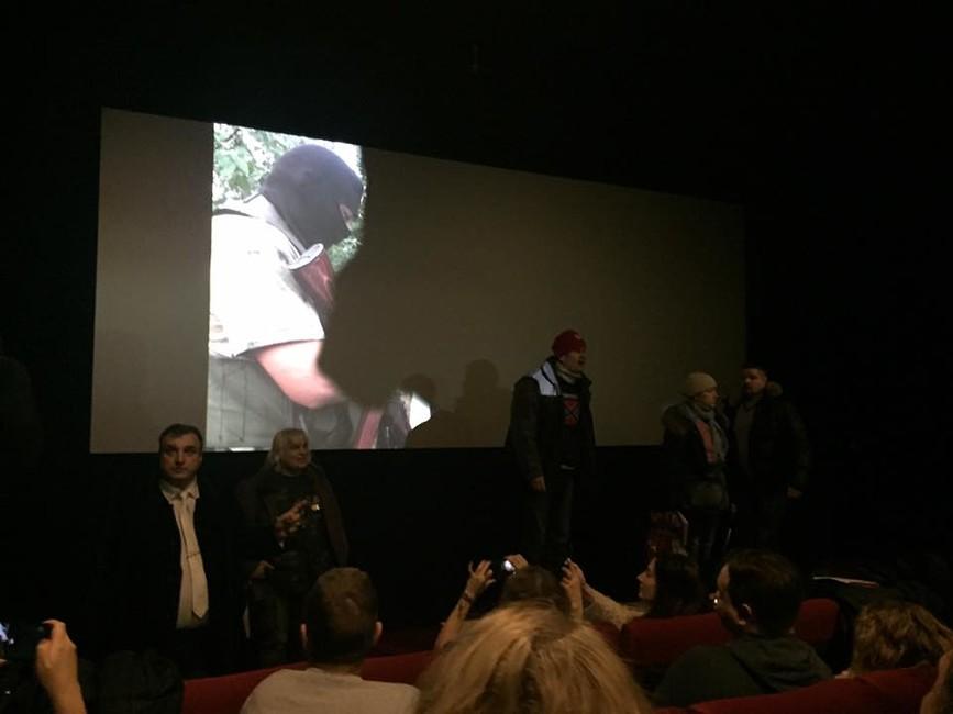 Организаторы «Артдокфеста» рассказали обугрозах из-за фильма овойне наУкраине