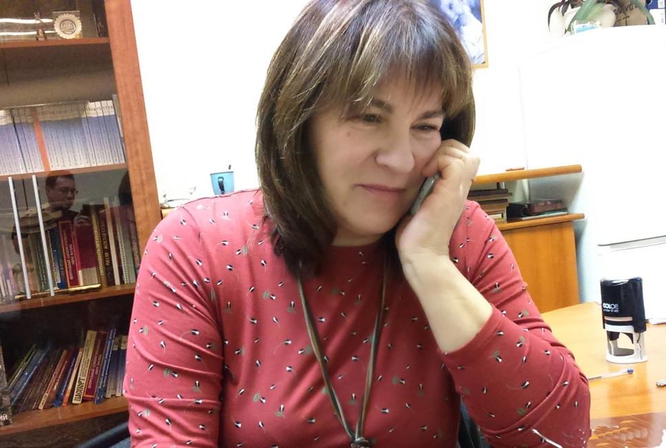 Мария Прочухаева. Фото: Павел Шевченко/ Facebook