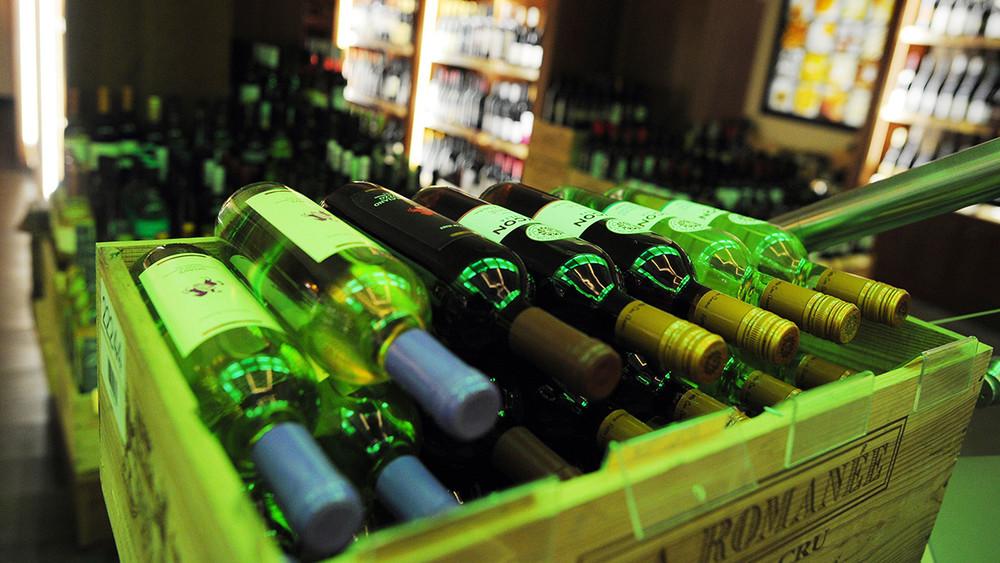 Управделами президента закупит элитный алкоголь на1,5 млн рублей