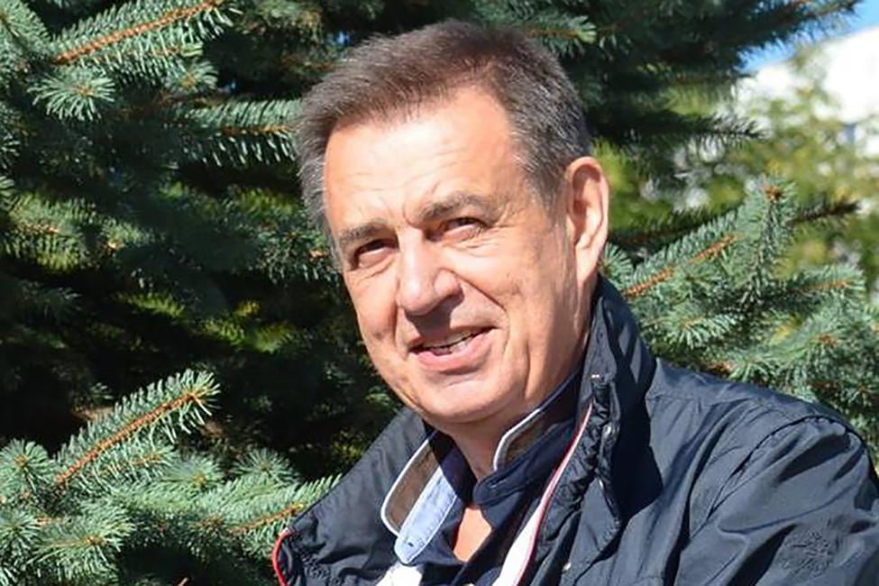 Алексей Кондауров. Фото: личная страница вFacebook
