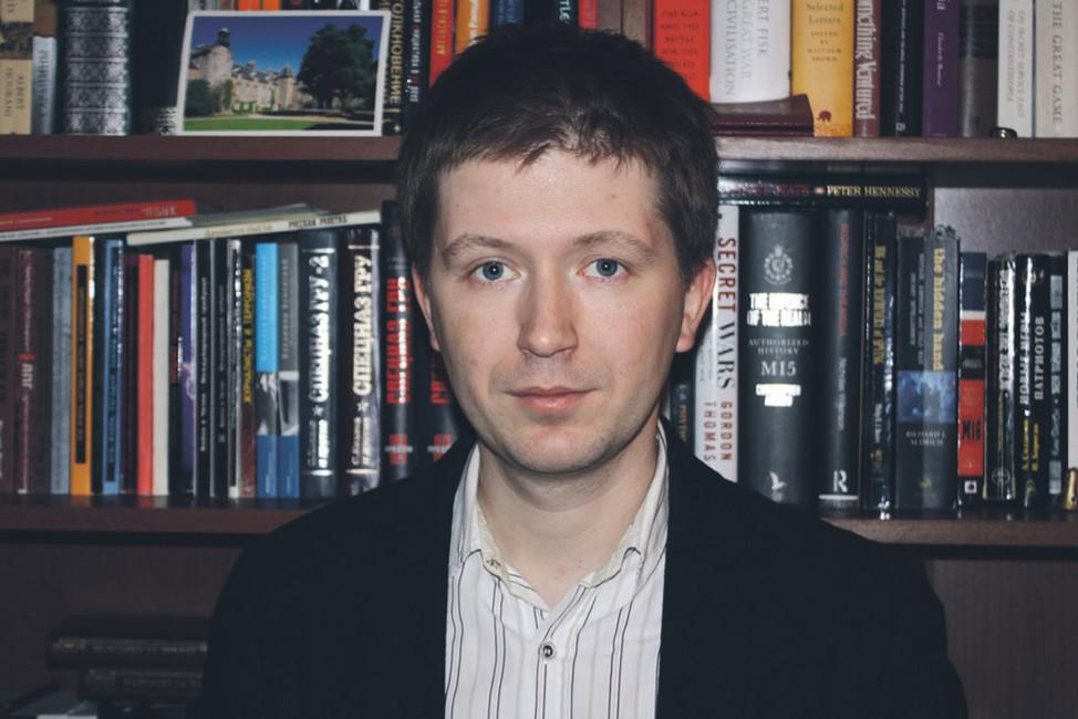 Андрей Солдатов. Фото: Jaanus Piirsalu