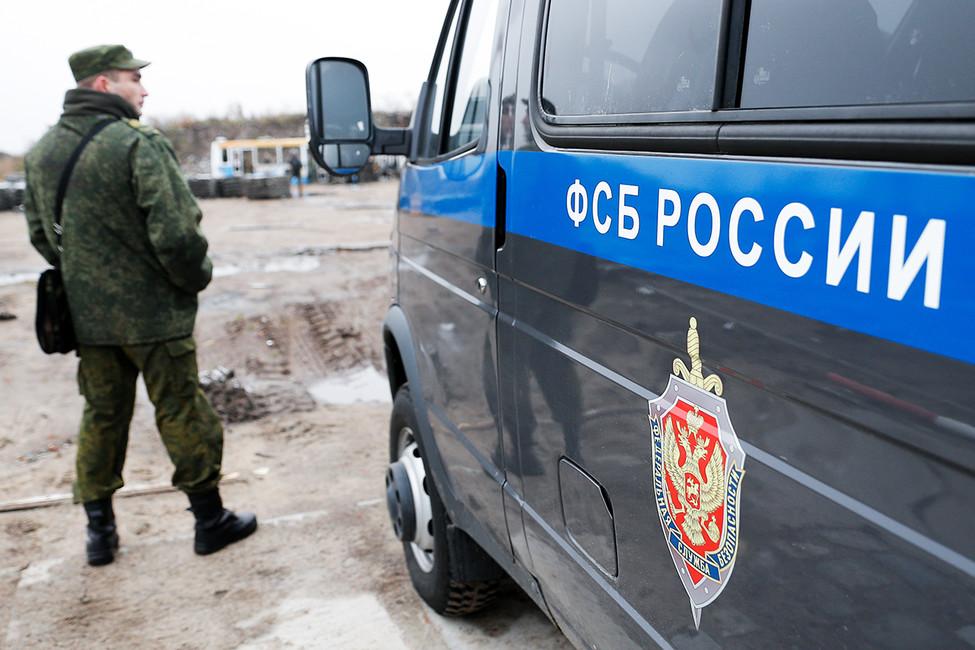 Совместные учения ФСБ иРосгвардии. Фото: Виталий Невар/ ТАСС