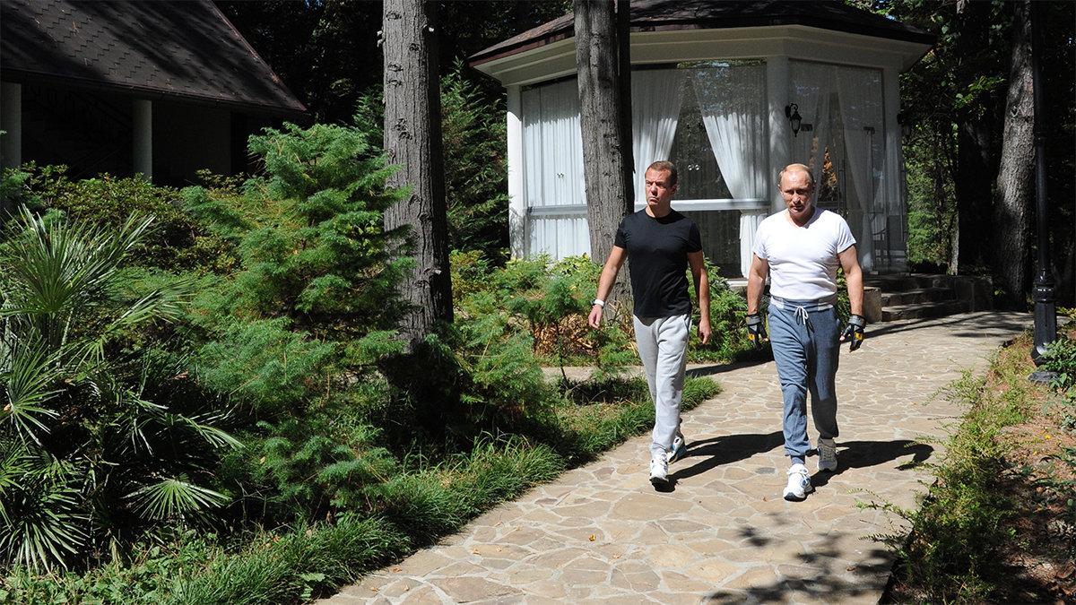Дачи Путина. ФОТО — Путин Коррупция. Вся правда о Путине ...